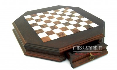 CHESS BOARDS IN PRECIOUS WOOD WITH ALABASTER TOP online