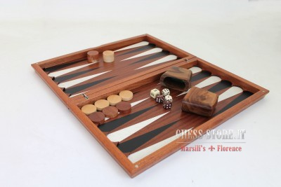 BACKGAMMON MADE IN WOOD online